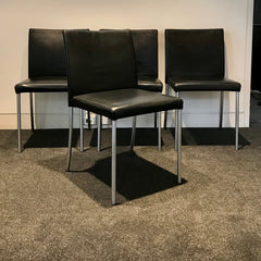 Set of FOUR Jason Lite Dining Chairs by Eoos for Walter Knoll