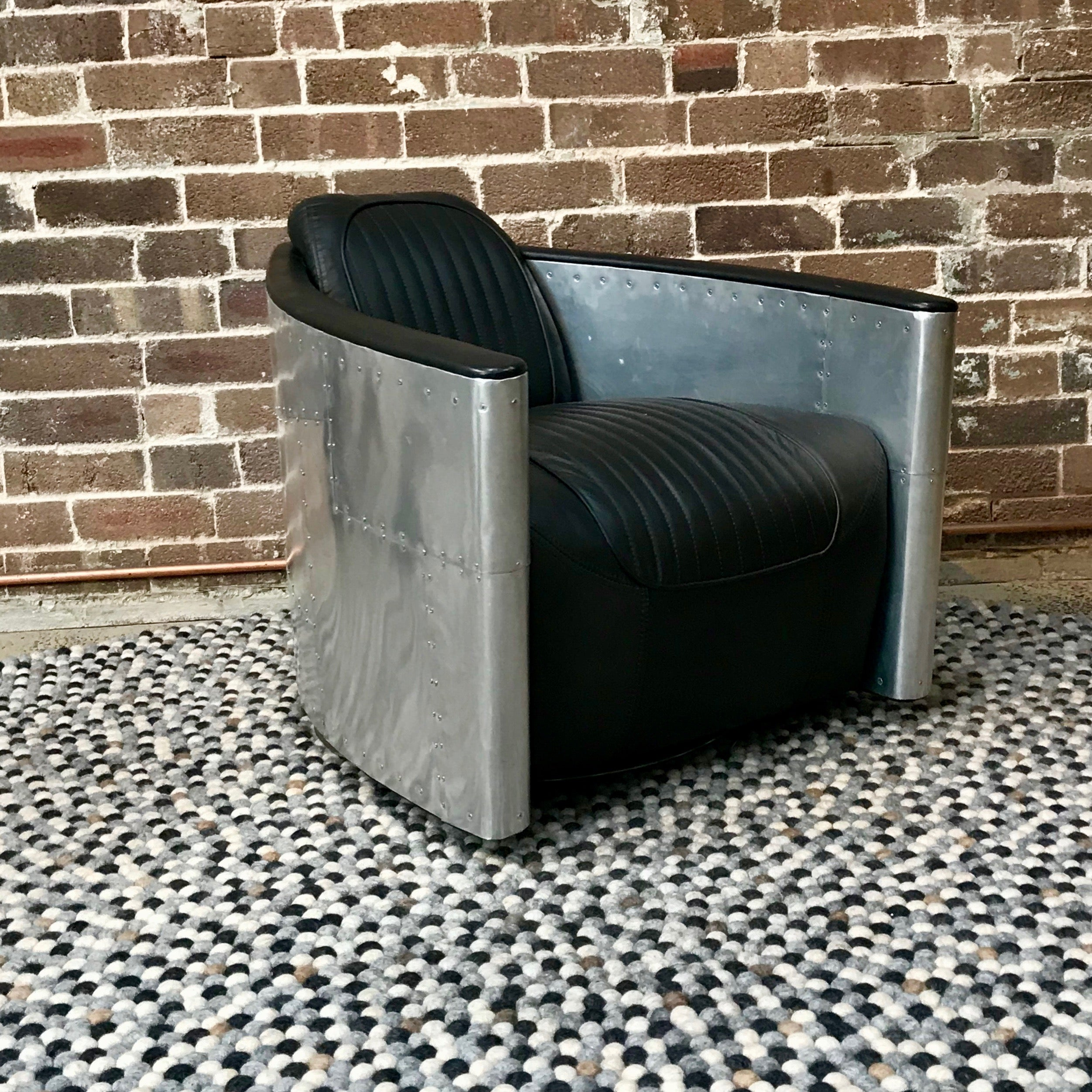 Aviator Chair by Restoration Hardware USA