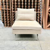 Slipper Chair through Domo (2 available)