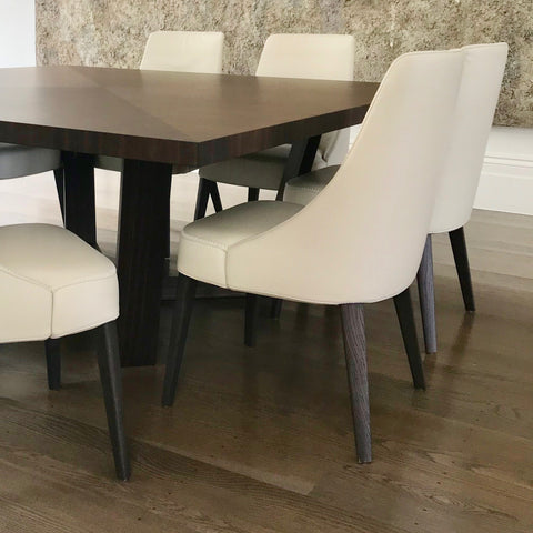 Set of FOUR Febo Dining Chairs by Antonio Citterio for Maxalto