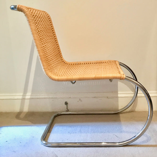Cantilever Chair S 533 by Ludwig Mies van der Rohe through Thonet