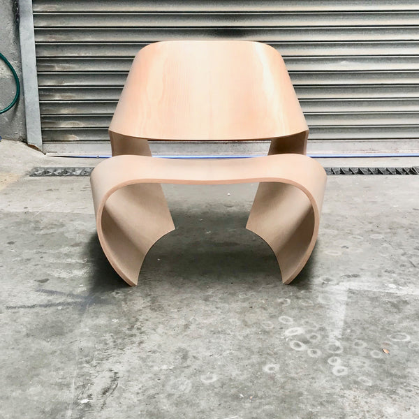 Moulded Plywood Chair