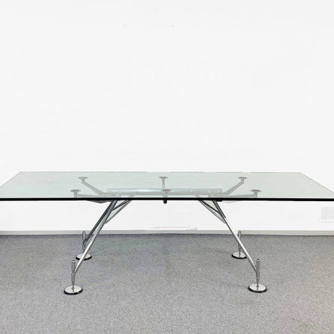 Nomos Table by Sir Norman Foster for Tecno 2200 x 800