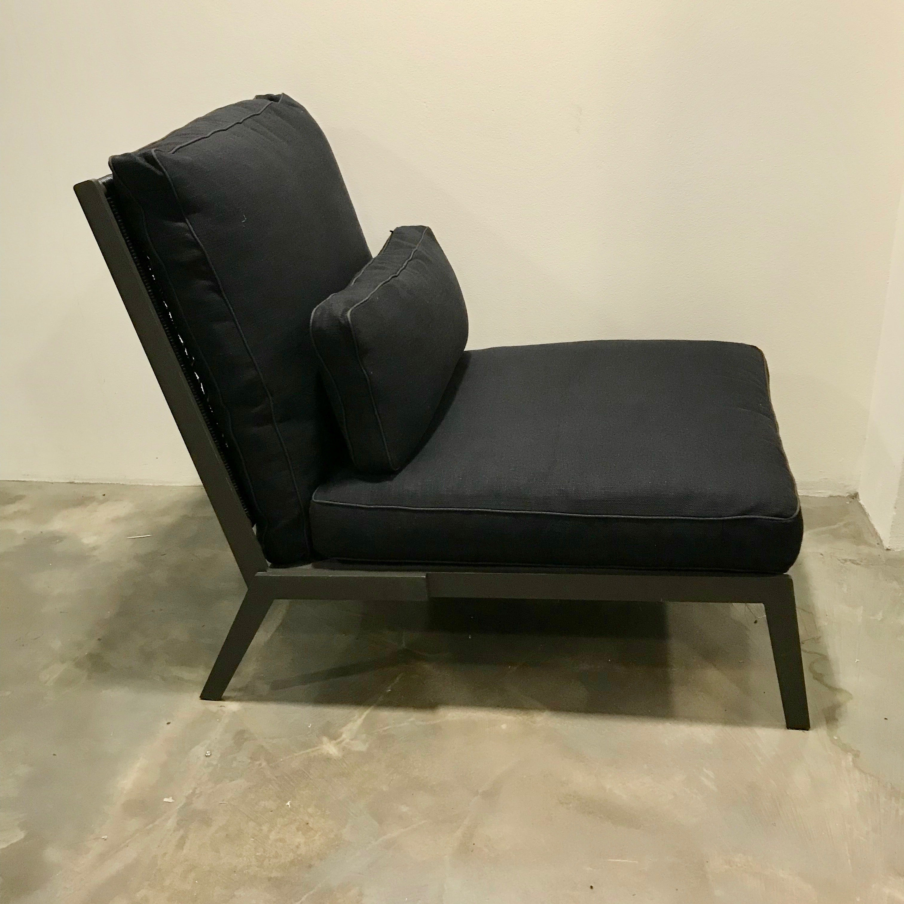 Arc Lounge Chair by Camerich (2 available)
