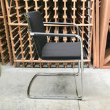 Set of FOUR Neos Cantilever Chairs by Wilkhahn (3 sets available)