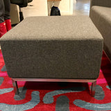 Eco Two Seat Sofa & Ottoman through Yazz