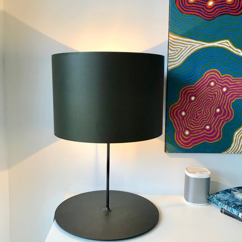 Half Moon Table Lamp by Karbox