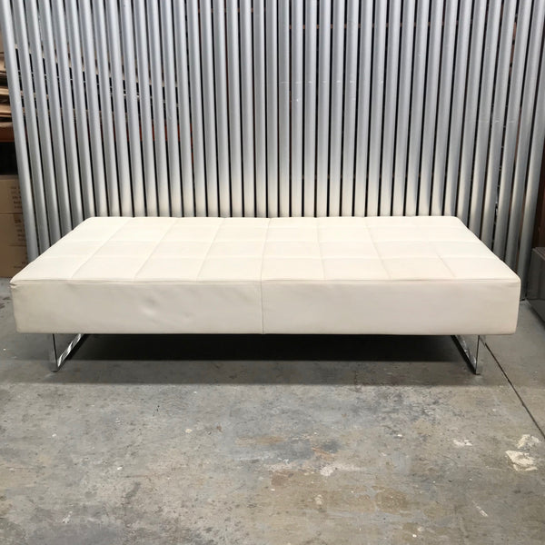 Quadra Bench by Studio Cerri & Associates. for Poltrona Frau