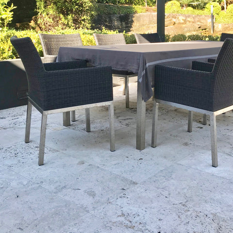 Set of FOUR Tallow Dining Chairs by Eco (2 sets available)