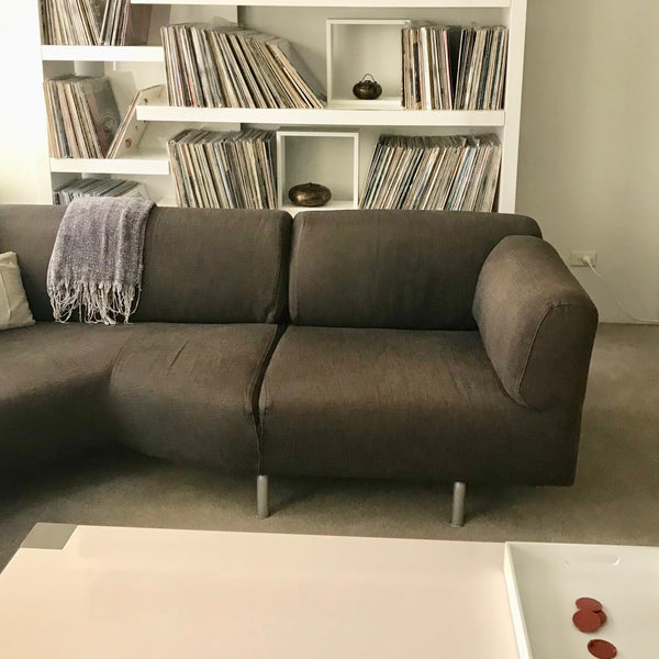 250 Met Modular Sofa by Piero Lissoni by Cassina