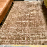 Silk Area Rug by Carini.Lang New York