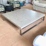 Esta Coffee Table by Norman + Quaine