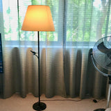 Plume Grande Bronze Bird Floor Lamp by Domo