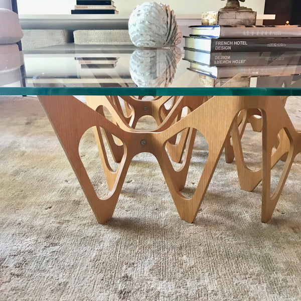 Butterfly Coffee Table by Alexander Taylor Table for Zanotta