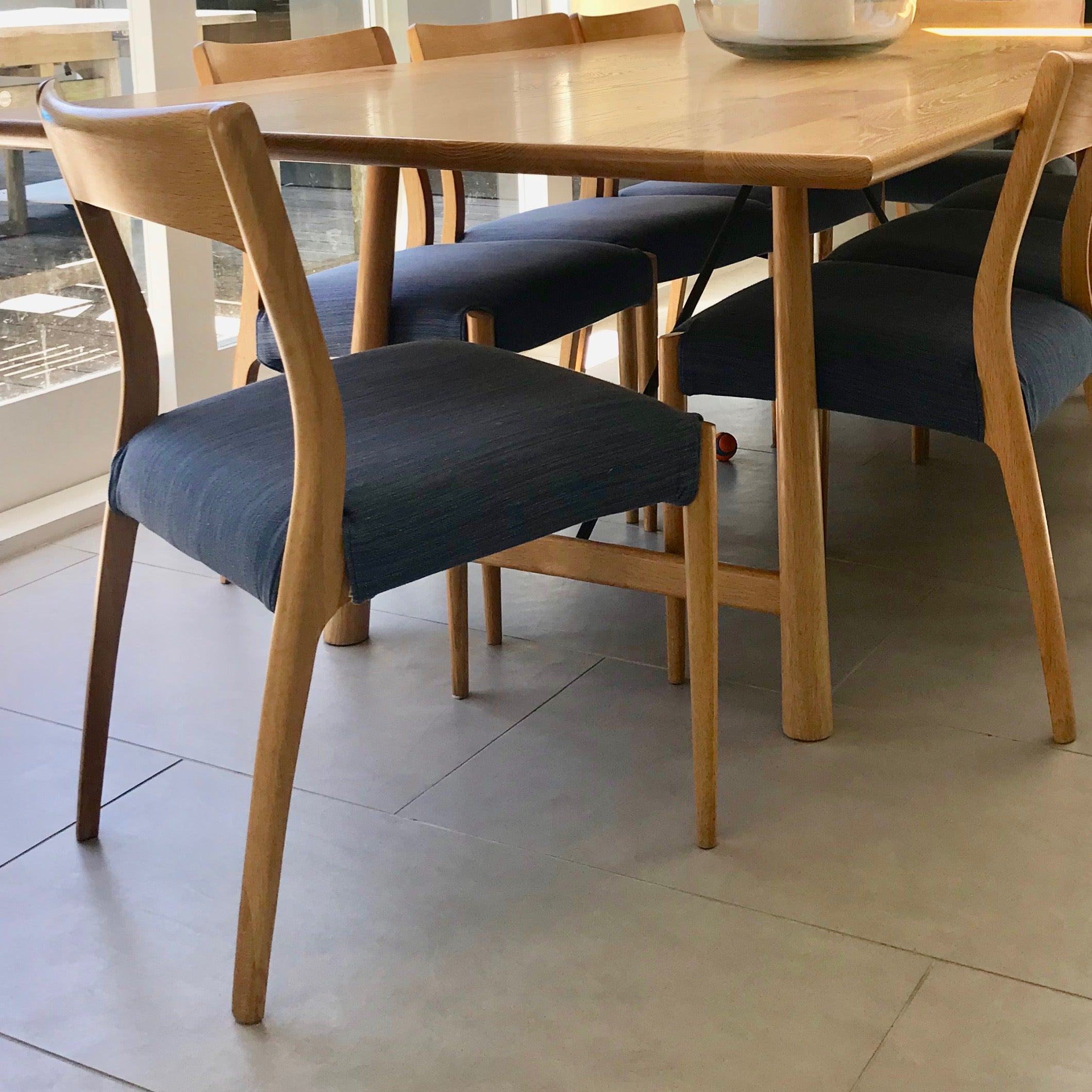Set of FOUR FG172 Oak Dining Chair by Orson & Blake (2 sets available)