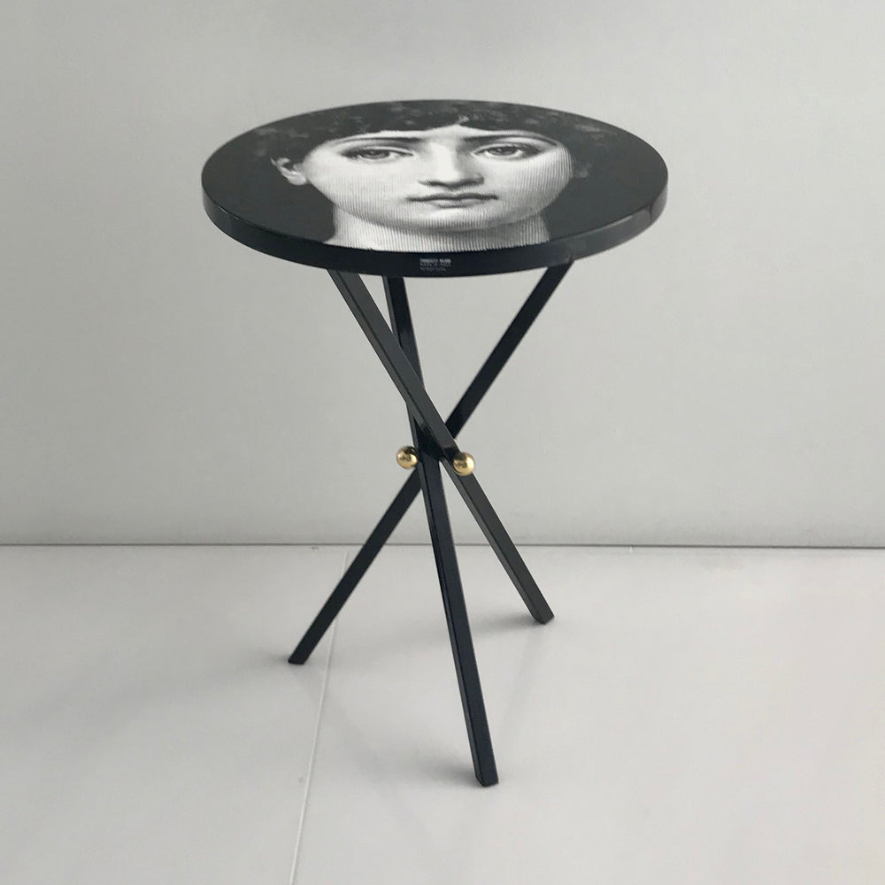No. 6 Accent Table by Fornasetti