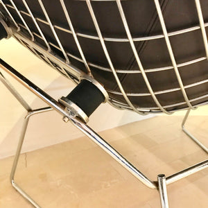 Large Bertoia Diamond Chair by Harry Bertoia for Knoll (2 available)