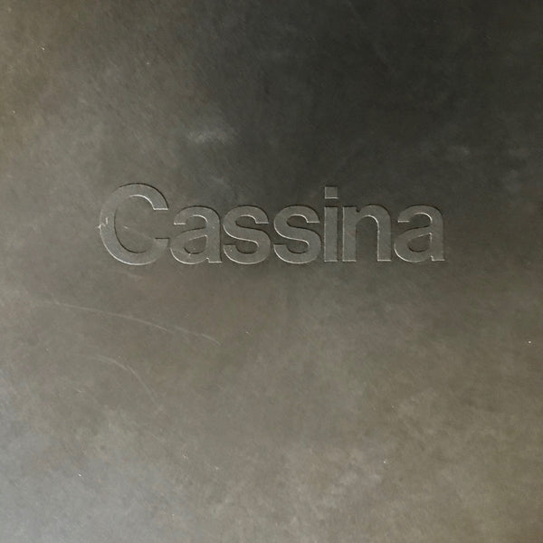 Set of SIX CAB (412) Chairs by Mario Bellini for Cassina