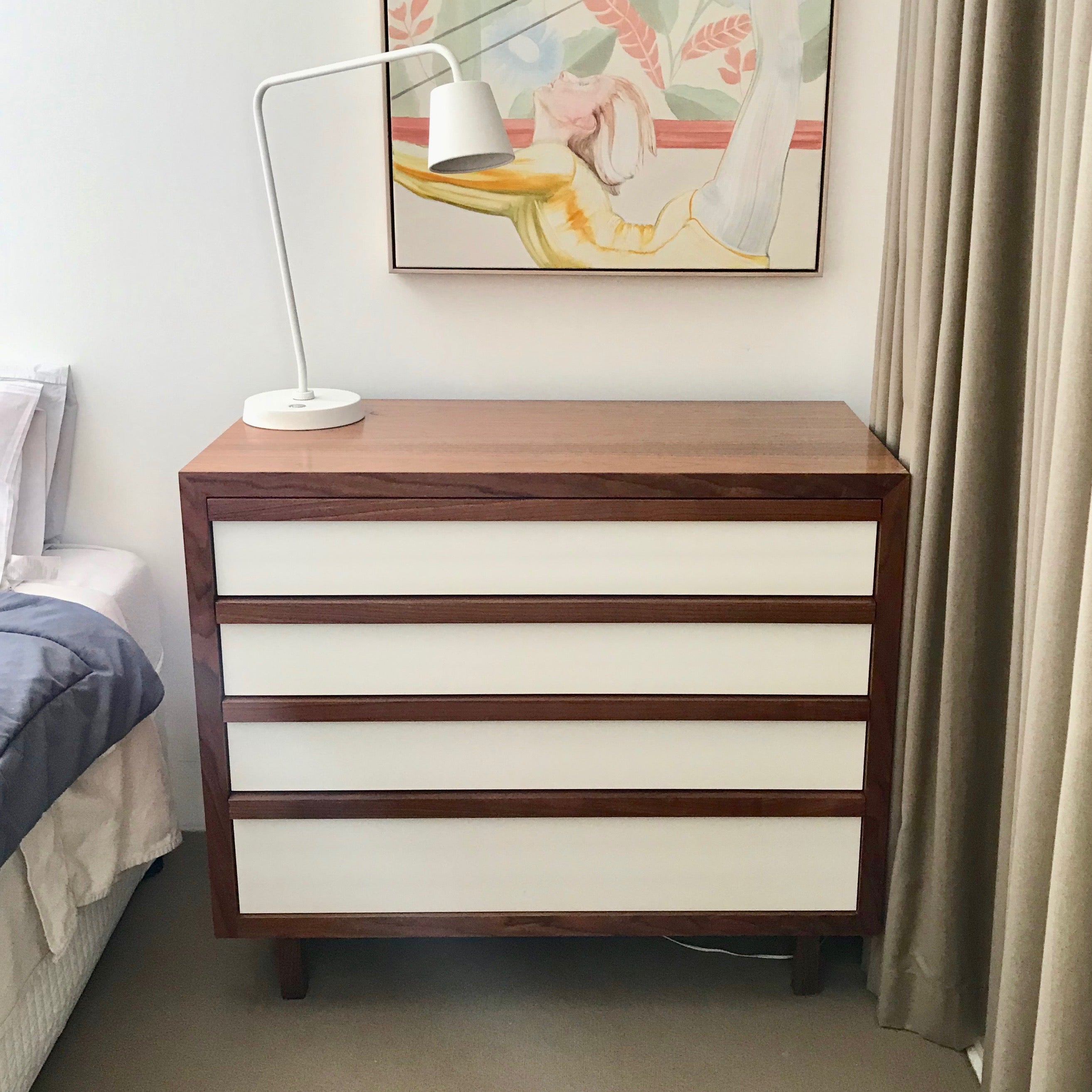Shadowline Chest of Drawers by Spence & Lyda