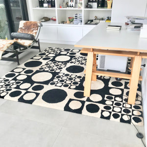 Geometri Area Rug by Verner Panton for Vitra