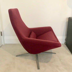Metropolitan Chair by Jeffrey Bernett for B&B Italia