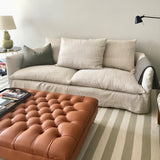 Cleo Three Seat Sofa by Jardan
