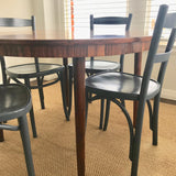 Vintage Danish Extension Dining Table through Vampt