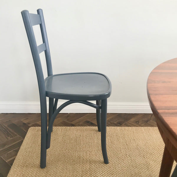 Set of FOUR No. 100 La Verna Chairs by Thonet