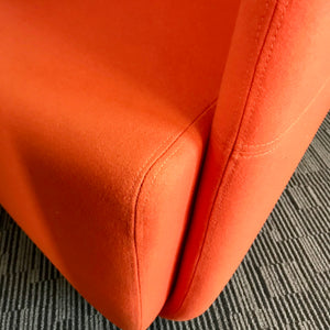 Load image into Gallery viewer, Basket High Back Chair by Matthias Demacker for Softline (Orange)