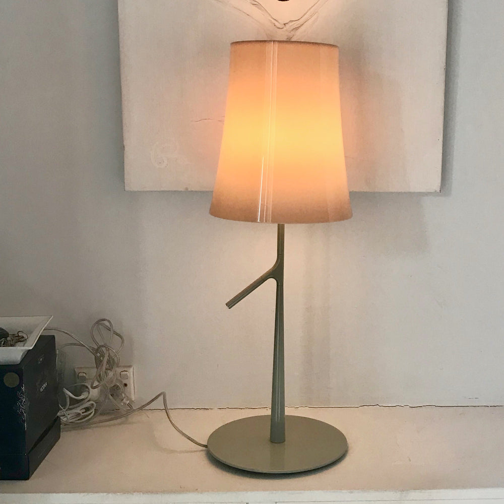 Birdie Table Lamp by Ludovica & Roberto Palomba for Foscarini (2 available)