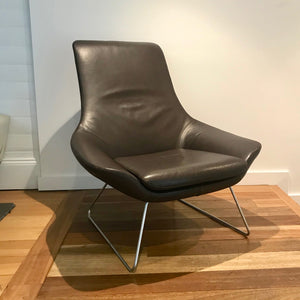 Load image into Gallery viewer, Flow Chair by Walter Knoll in Leather (2 Available)