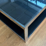 Square Coffee Table by Contents
