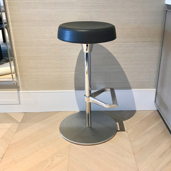 Zeb Soft Barstool by Edward Barber & Jay Osger for Vitra (2 available)