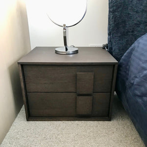 PAIR Navis Bedside Tables by MD House through Fanuli