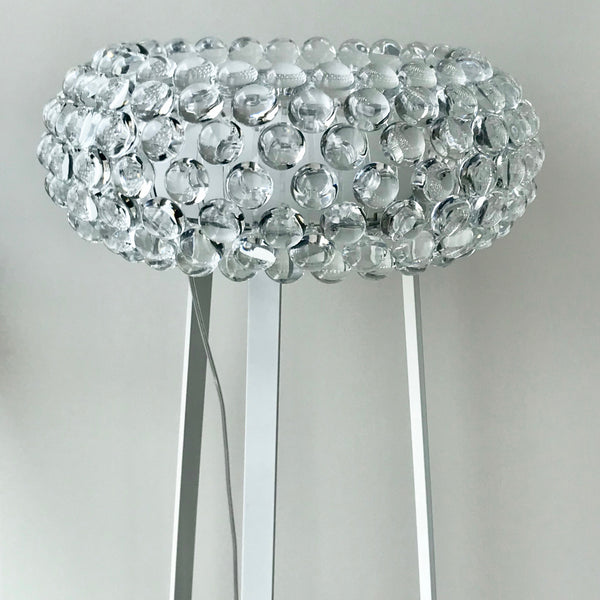Caboche Floor Lamp by Patrica Urquiola for Foscarini