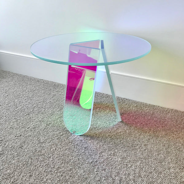 Shimmer Table by Patricia Urquiola for Glas Italia - 650 dia