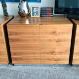 Two Door Custom Credenza by David Heads for Symbiosis (2 available)