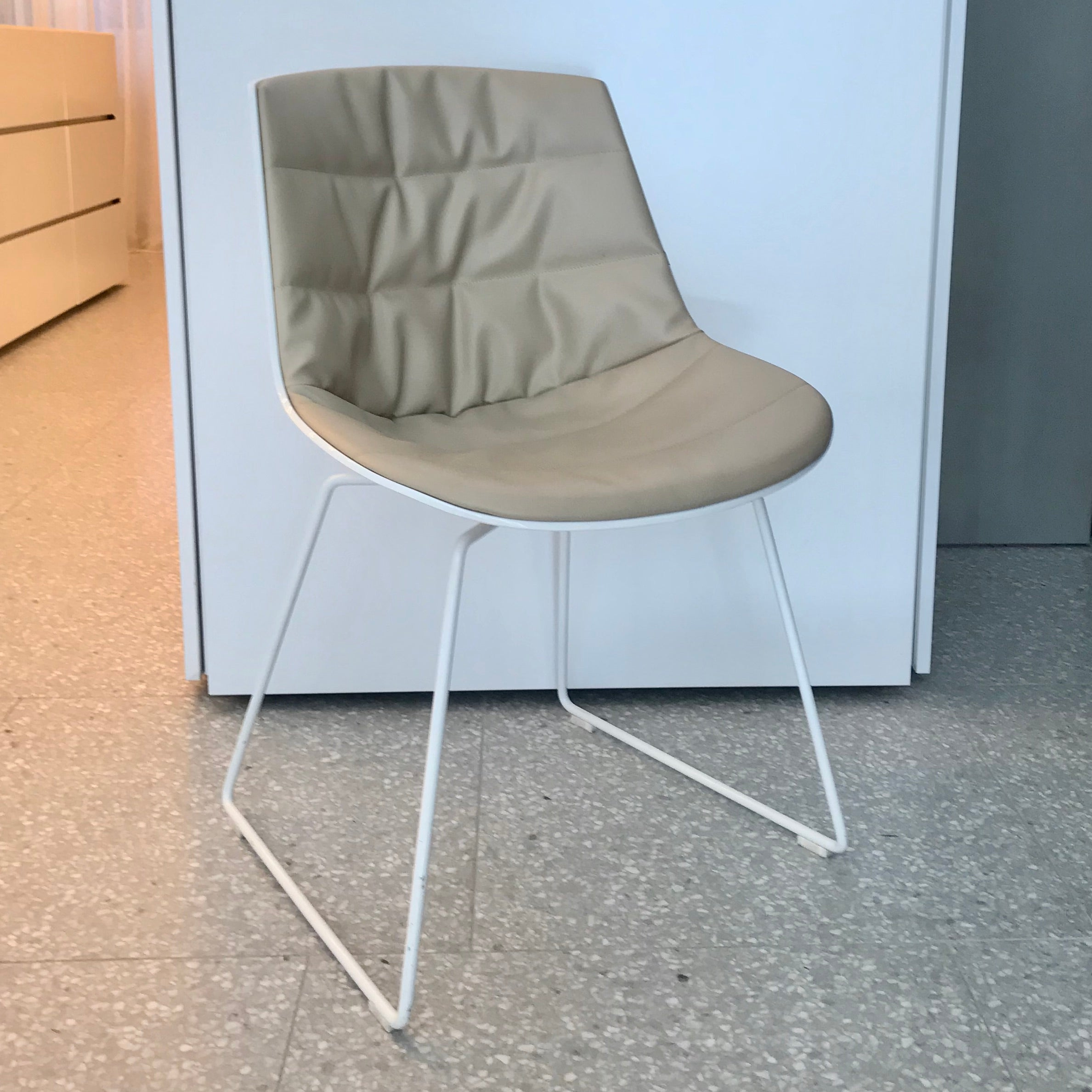 Set of FOUR Flow Chairs by Jean Marie Massaud for MDF Italia