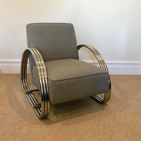 Hudson Street Lounge Chair by Ralph Lauren (2 available)
