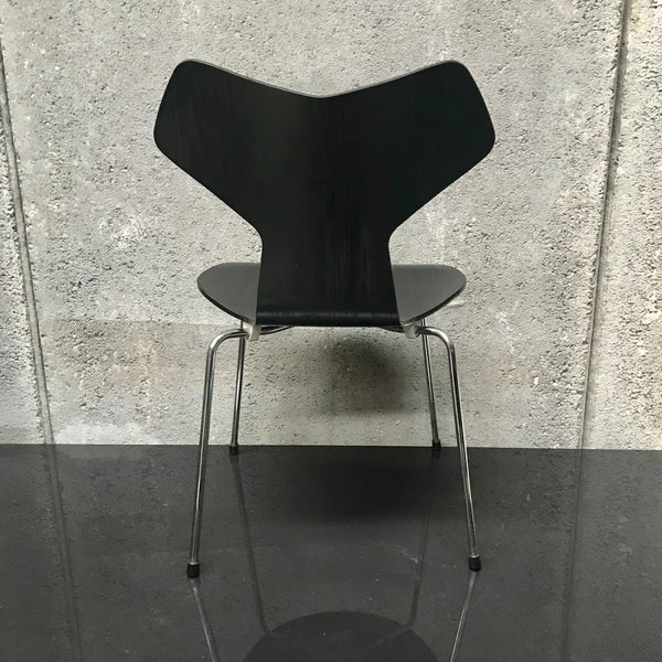 Set of FOUR Grand Prix Chairs by Arne Jacobsen for Fritz Hansen
