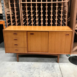 Vintage Oak Sideboard by Reliance Furniture