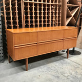 Vintage Six Drawer Dresser by Reliance Furniture