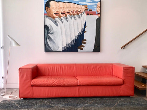 Cuba 25 Sofa-Bed by Rodolfo Dordoni for Cappellini