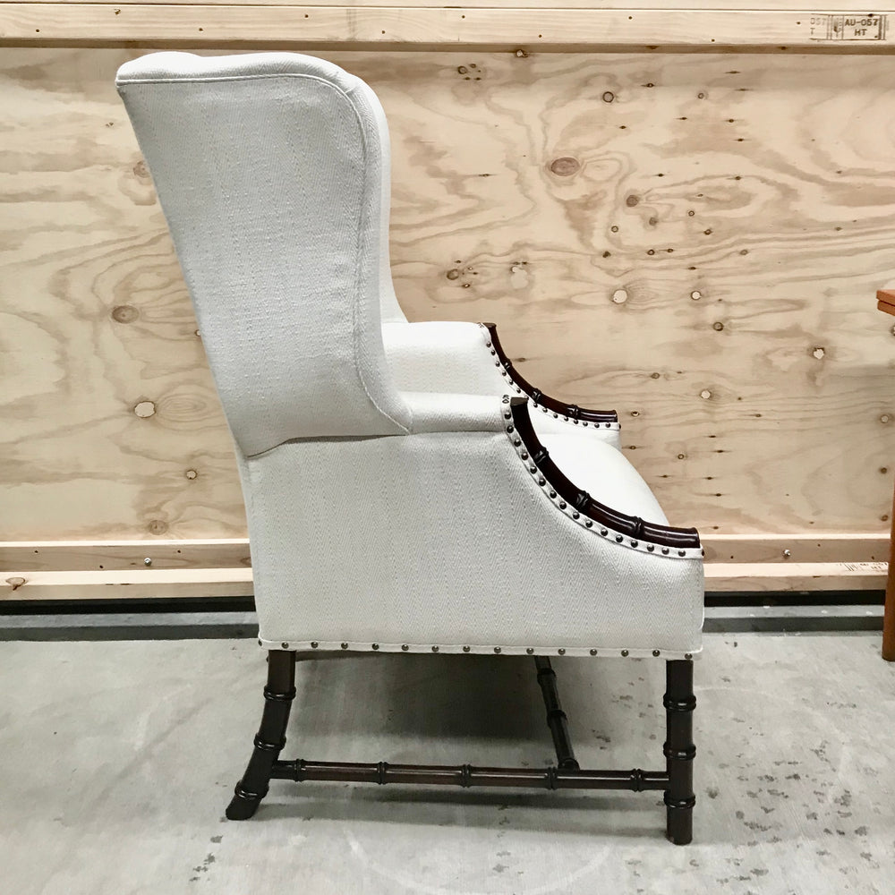Load image into Gallery viewer, Washington Armchair by Boyd Blue