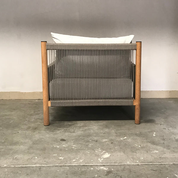 Architect Outdoor Lounge Chair by Coco Republic