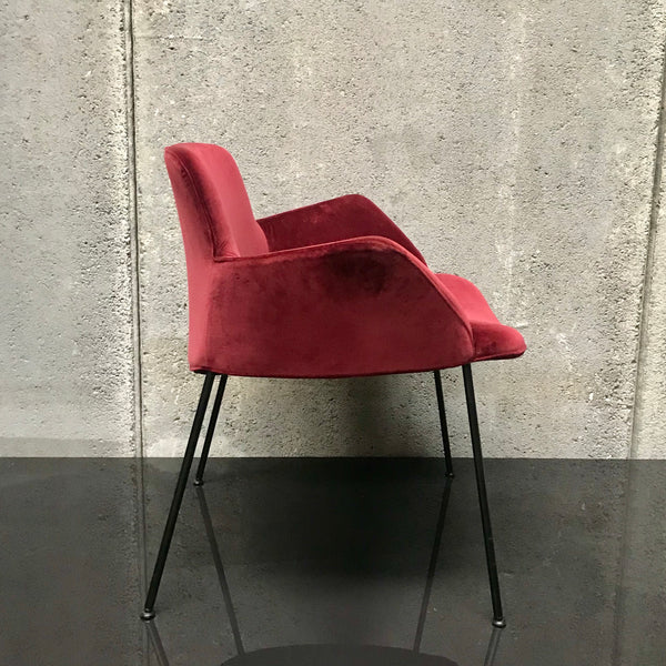 Burgaz Chair by Sadi & Neptun Ozis for Walter Knoll