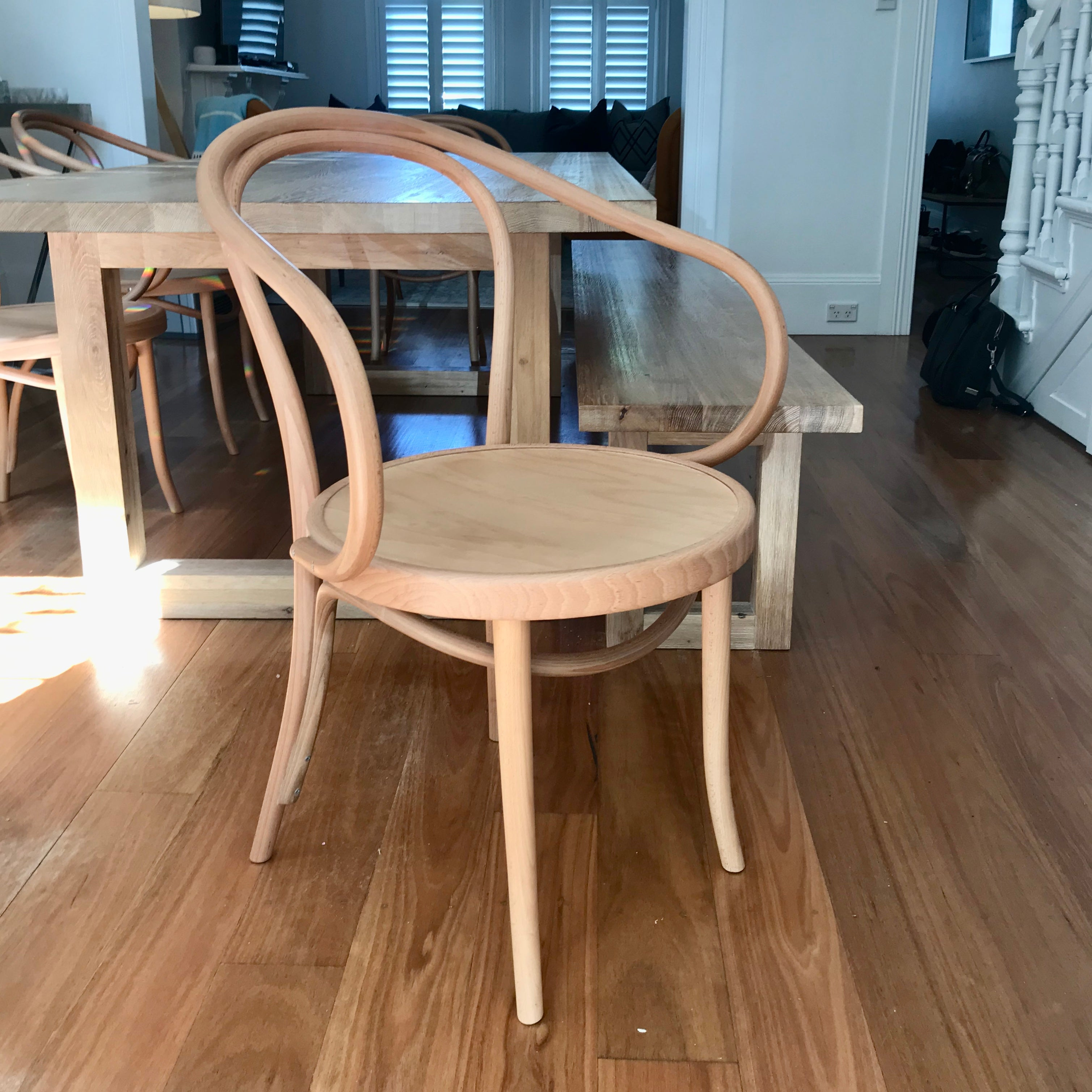 Set of FOUR No. B9 Chair by Michael Thonet for Thonet