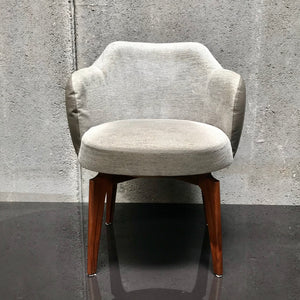 Elisa Armchair by Carlo Colombo for Giorgetti