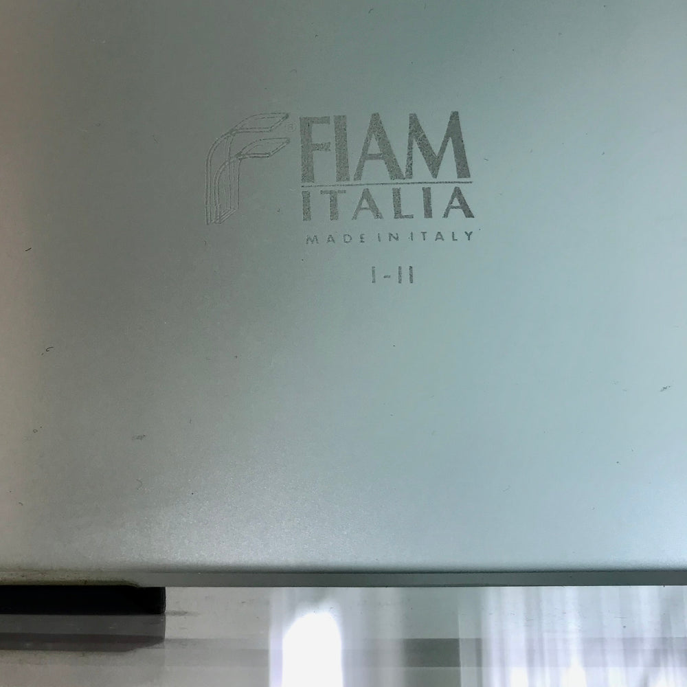 Marea Dining Table by Fiam Italia