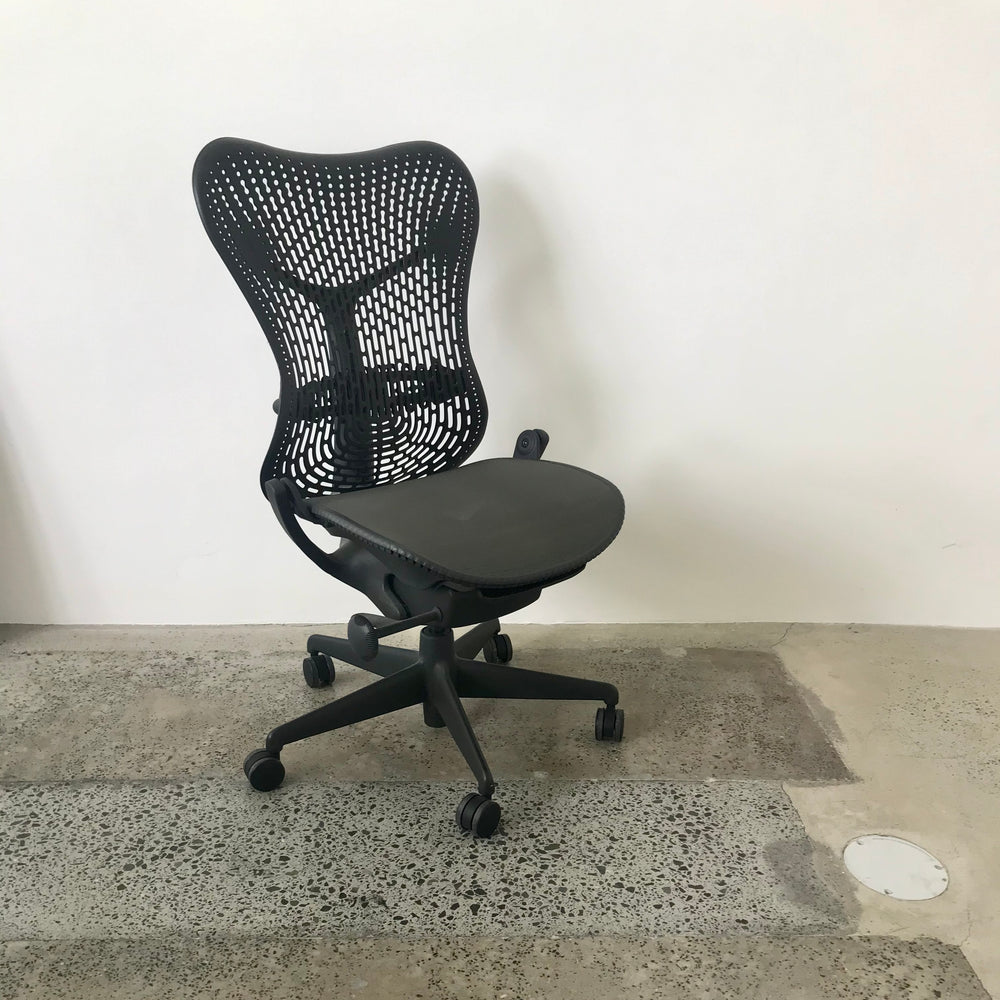 Mirra Chair (No Arms) by Herman Miller